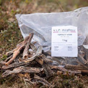V.I.P. Tørket vom biter 1 kg