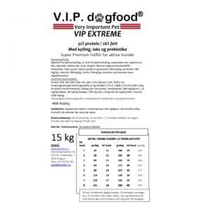V.I.P. EXTREME 15 kg