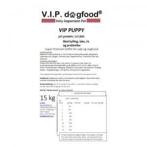 V.I.P. PUPPY 15kg