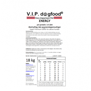 V.I.P. ENERGY 18kg