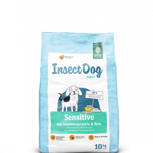 Green Petfood- InsectDog sensitive 10kg