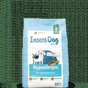 Green Petfood- InsectDog Hypoallergen 10kg